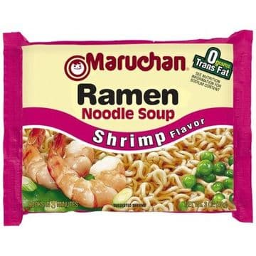 Maruchan Ramen Noodles - Shrimp 3oz (85g) ( US )