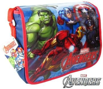 "Marvel Comics ""Avengers"" Messenger Shoulder Bag ""Perfect For School"""