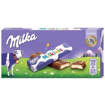 Milka Milkinis 8 Small Bars (Poland)