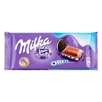 Milka Oreo 100g Bar (Poland)