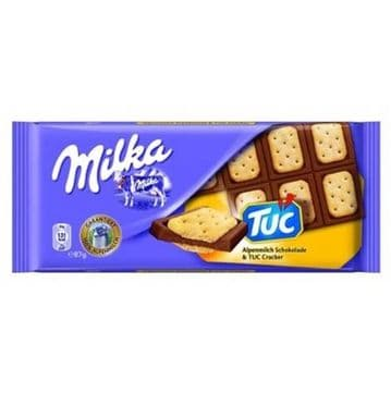 Milka Tuc 100g Bar (Poland)
