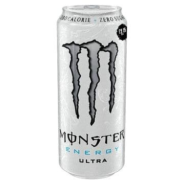 Monster Energy Ultra Zero 500ml Case 12 Cans (UK)