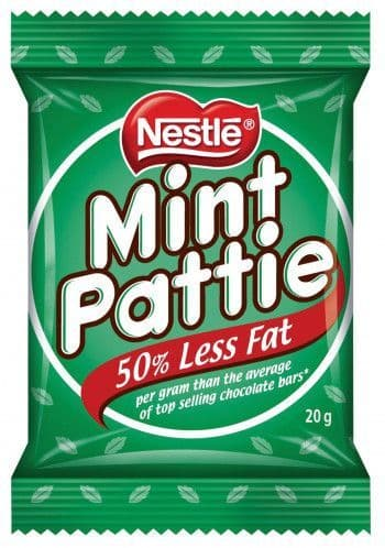 Nestle Mint Patties (20g) ( Australia )