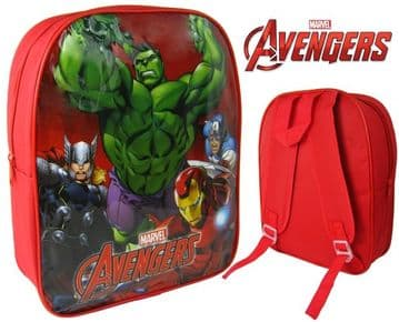 "Official Marvel ""Avengers"" Character Nursery Scho"