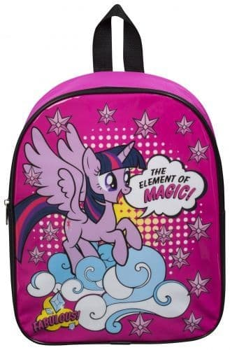 "Official ""My Little Pony"" Character Junior School Backpack Magic"