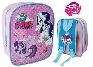 "Official ""My Little Pony"" Character Nursery School Backpack"