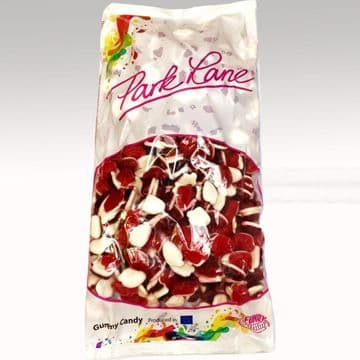 Park Lane Fundy Gummy Double Layer Strawberry 2.5kg bag