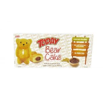 Today Bear Cake 5 Pack ( Turkey ) ( BB Dated August 2021 )