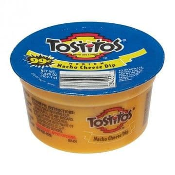 Tostitos Nacho Cheese Dip 102.7g (US)