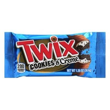 Twix Cookies and Crème 39g (US)