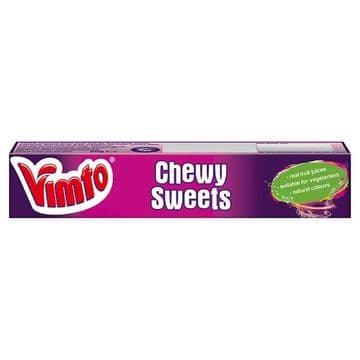 Vimto Chewy Sweets 30g ( UK )