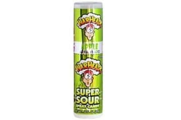 Warheads Super Sour Candy Spray Apple  (US)