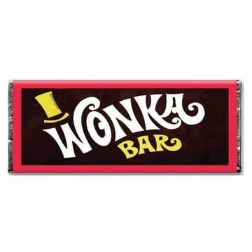 Wonka Bar 100g ( UK  )