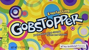 Wonka Everlasting Gobstoppers (US)