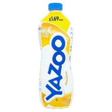 Yazoo Banana 1ltr (UK)