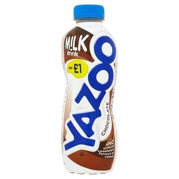 Yazoo Chocolate 400ml (UK)