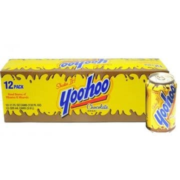 Yoo Hoo Choc Drink 325ml Can (US)