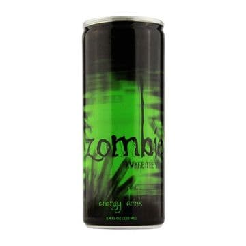 Zombie Awake The Dead energy Drink (US)