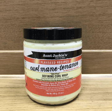 AUNT JACKIE'S CURL MANE-TENANCE DEFINING CURL WHIP - 426ml
