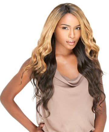 "BRAZILIAN  WAVE PREMIUM TOO MIXX MULTI CURL WEAVE 16"" 18"" 20"" 22"" + PARTING"
