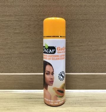 Chear G  & G + Glow and Clear Papaya Lightening Products
