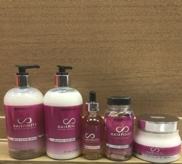 HAIRFINITY HAIR PRODUCTS