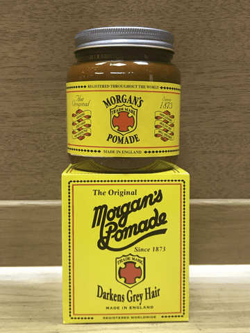Morgan's Pomade Darken Grey Hair - 200g