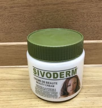 SIVODERM BEAUTY PRODUCTS