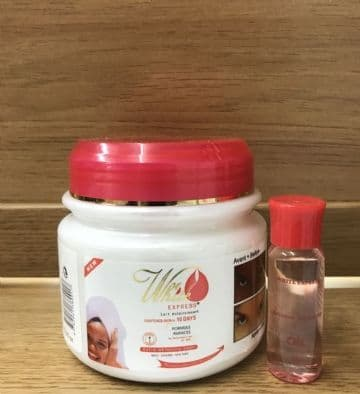 WHITE EXPRESS EXTRA WHITENING PRODUCTS