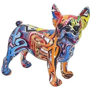 Graffiti Art French Bulldog Ornament