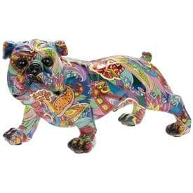Groovy Art Bull Dog