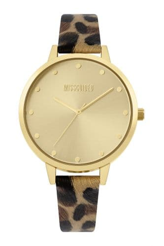 Missguided Watch MG003BRG