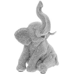 Sparkly Elephant Ornament