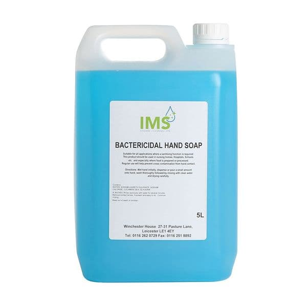 IMS Bactericidal Hand Wash Lotion Soap 5L