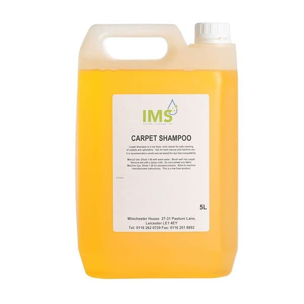 IMS Carpet Shampoo 5L