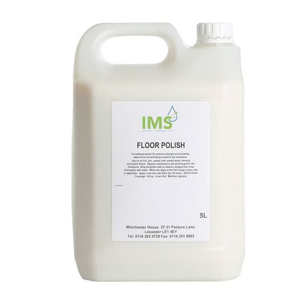 IMS Floor Polish 5L