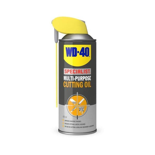 WD-40 44110 Specialist Multi-Purpose  Cutting Oil 400ml Can