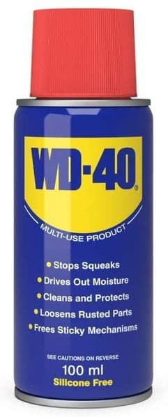 WD-40 44201 Multi-Use Original 100ml Spray Can