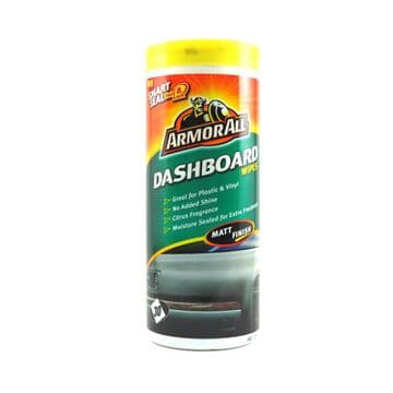 ArmorAll Dash Wipes Matt Finish 30 Pack