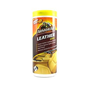 ArmorAll Leather Wipes 24 Pack