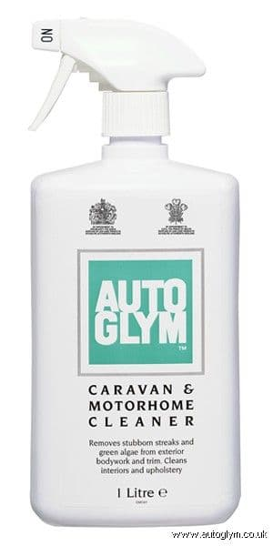 Autoglym Caravan Cleaner 1 Litre Trigger Spray