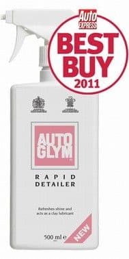 Autoglym Rapid Detailer 500ml Trigger Spray