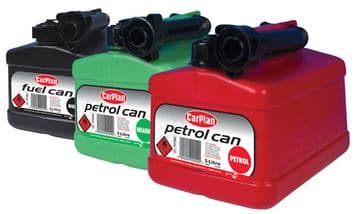 Car Plan Fuel Can Petrol or Diesel 5 Litre