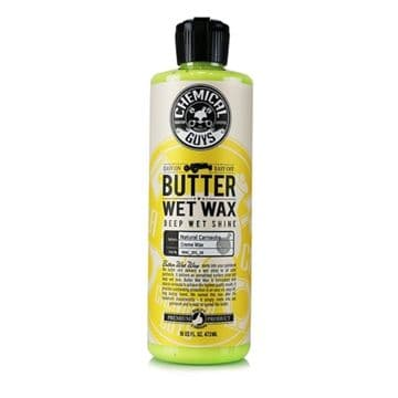 Chemical Guys Butter Wet Wax Natural Carnauba For A Deep Wet Shine 473ml/16oz