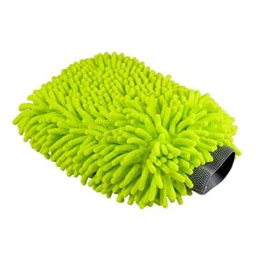 "Chemical Guys Chenille Microfiber Premium Fluffy Large Wash Mitt Size: 11"" x 8"""