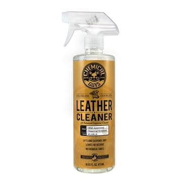 Chemical Guys Leather Cleaner 473ml/16oz PH Balanced, Colourless & Odourless