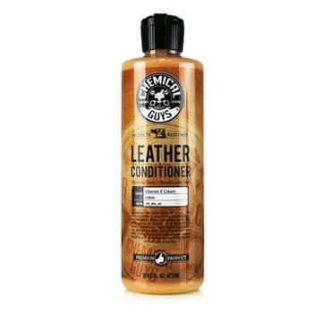 Chemical Guys Leather Conditioner 473ml/16oz Leather Scent Vitamin E Cream