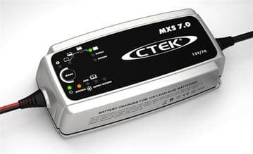CTEK Pro Battery Charger MXS 7.0 with 8 Step Charging