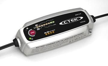 CTEK Smart Battery Charger MXS 5.0 with 8 Step Charging
