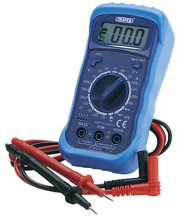 Draper Digital Multimeter 60792